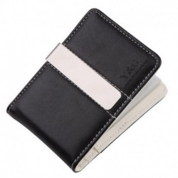 YCM1101 Multicoloured Perfect Money Clip Wallet 15 Card Holder By Y&G