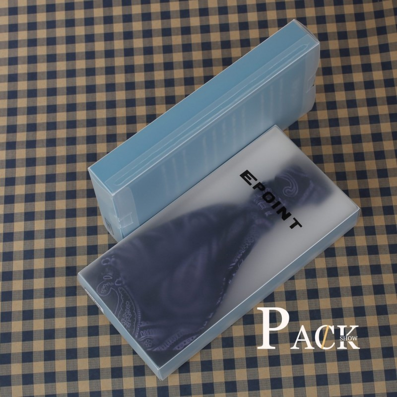 ERB1B07-08 Business Patterned Ascot Excellent Microfiber for Husband By Epoint