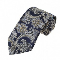 EAAB Dark Red Patterned Microfiber Neck Ties Fitted Design Neck Tie By Epoint