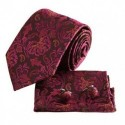 EAC1B01 Certificate Fabric Various of Colors Pattern Mens Silk Necktie By Epoint