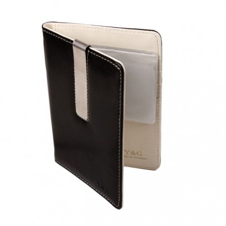 YPA01A Fashion Travel Passport Case Gifts For Mens Passport Holder By Y&G
