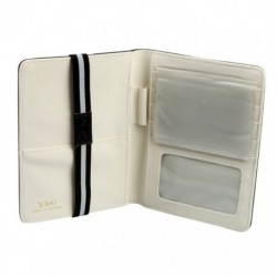 YPA02A Excellent Fashion Passport Wallet Best For Mens Card Holder By Y&G